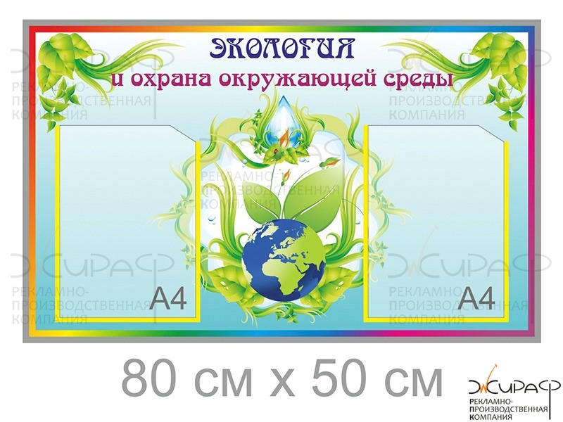 Экологические стенды картинки 74